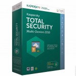 Антивирус Kaspersky Total Security - Multi-Device Rus 2-Desktop 2 devices 1 year