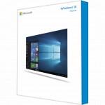 Операционная система Microsoft DVD диск с Windows 10 Home Rus 32bit 1pk