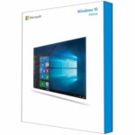 Операционная система Microsoft DVD диск с Windows Home 10 64Bit Russian 1pk DSP OEI DVD