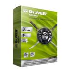 Антивирус Dr.Web LHW-KK-36M-5-A3