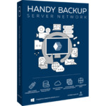 Софт NovoSoft Handy Backup Server Network + 49 Сетевых агента для ПК + 5 Сетевых агента для Сервера
