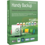 Софт NovoSoft Handy Backup Server Network + 99 Сетевых агента для ПК + 10 Сетевых агента для Сервера