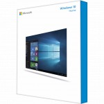 Операционная система Microsoft Windows Home 10 32-bit, 64-bit