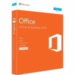 Офисный пакет Microsoft Office Home and Business 2016