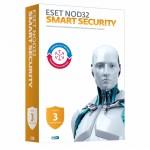 Антивирус Eset NOD32 продление на 20 месяцев или новая лицензия на 1 год на 3ПК