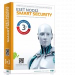 Антивирус Eset NOD32 продление на 20 месяцев или новая лицензия на 1 год на 3ПК.
