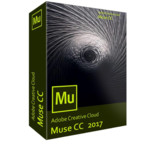 Графический пакет Adobe Muse CC