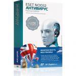 Антивирус Eset NOD32 Антивирус Platinum Edition - лицензия на 2 года на 3ПК