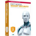 Антивирус Eset NOD32 Smart Security - продление лицензии на 1 год на 3ПК