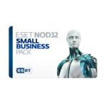 Антивирус Eset NOD32 SMALL Business Pack база (1 год / 15 пользователей) электронный ключ