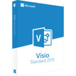 Софт Microsoft Office Visio Standart 2019