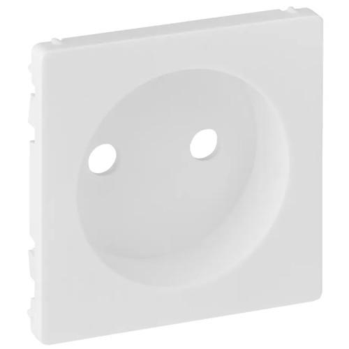 Аксессуар для кабельных сетей Legrand VLN-l БЕЛ Накл Роз 2К (754970)