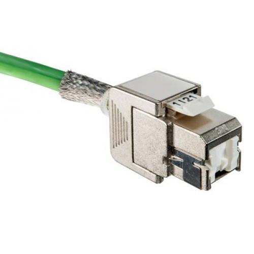 Аксессуар для серверного шкафа 3М Розеточный модуль кат. 6А (DE010022742)