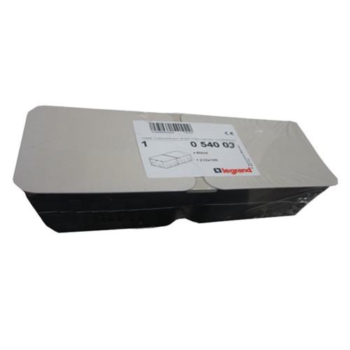 Аксессуар для оптических сетей Legrand Монтажная коробка (054003)