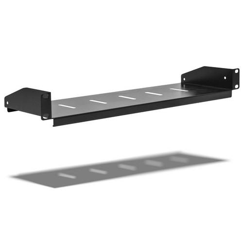 Полка одностороннего крепления 1U 150 мм (Для настенных шкафов)