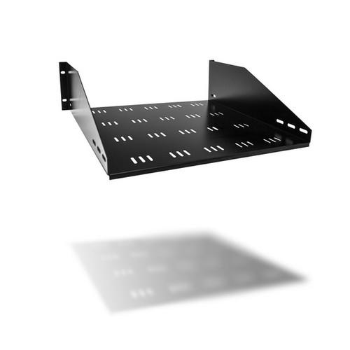 Полка одностороннего крепления 3U 457 мм (Для шкафов глубиной 600-1000 мм)