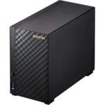 Дисковая системы хранения данных СХД ASUSTOR AS1002T v2