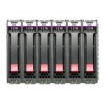 Опция для системы хранения данных СХД HPE MSA 14.4TB SAS 12G Enterprise 10K SFF (2.5in) 3yr Wty 512e 6-pack HDD Bundle