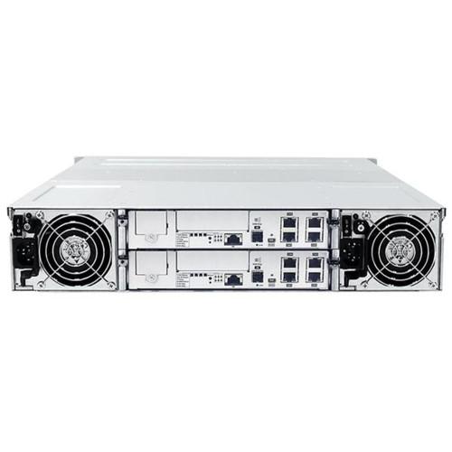 Дисковая полка для системы хранения данных СХД и Серверов Infortrend DS 2024R2CB-B (DS2024R2CB00B-8U32)