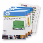 Опция для СХД HPE LTO4 Ultrium RW Bar Code Label Pack