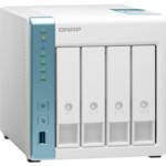 Дисковая системы хранения данных СХД Qnap TS-431K
