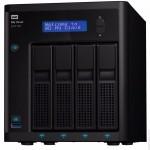 Дисковая системы хранения данных СХД Western Digital My Cloud Pro PR4100