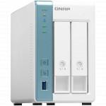 Дисковая системы хранения данных СХД Qnap TS-231P3-2G NAS