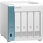 Дисковая системы хранения данных СХД Qnap TS-431P3-4G