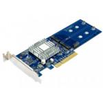 Опция для системы хранения данных СХД Synology M.2 SSD-Sata adapter