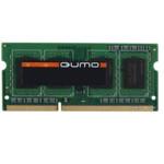 ОЗУ Qumo DDR3 SODIMM 4GB