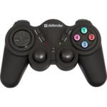 Манипулятор Defender Game Racer Wireless PRO