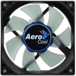 Охлаждение Aerocool Вентилятор Motion 8 Blue-3P 80x80mm