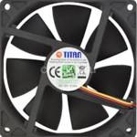 Охлаждение Titan Вентилятор TFD-9225L12Z 90x90x25mm
