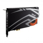 Звуковые карты Asus PCI-E Strix Soar (C-Media 6632AX) 7.1 Ret