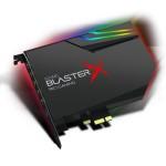 Звуковые карты Creative BlasterX AE-5