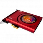 Звуковые карты Creative PCI-E Sound Blaster Z