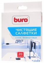 Аксессуар для ПК и Ноутбука Buro Салфетки Buro BU-Udry