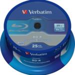 Оптический привод Verbatim диск BD-RE