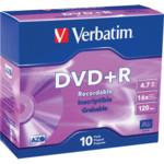 Оптический привод Verbatim диск DVD+R