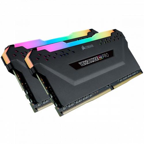ОЗУ Corsair VENGEANCE® RGB PRO (CMW16GX4M2K4000C19)