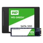 Внутренний жесткий диск Western Digital WDS100T2G0A