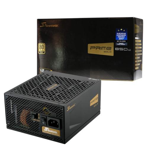 Блок питания Seasonic ATX 850W PRIME GOLD SSR-850GD (SSR-850GD)