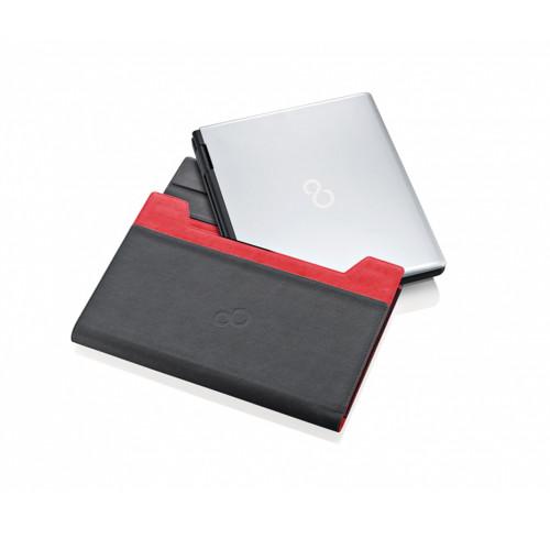 Сумка для ноутбука Fujitsu Sleeve - Black/Red (S26391-F1192-L312)