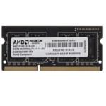 ОЗУ AMD DDR3 2Gb 1600MHz