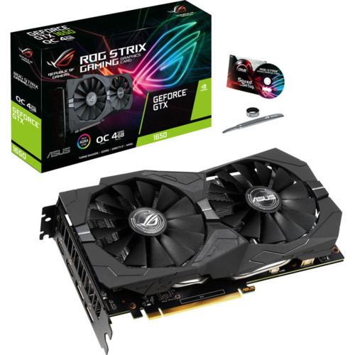 ROG Strix GeForce GTX 1650 OC edition