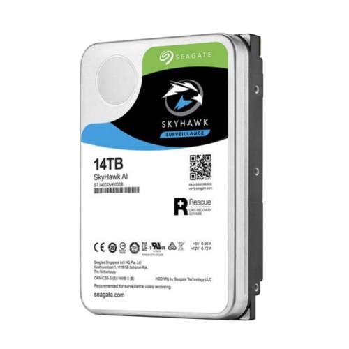 Внутренний жесткий диск Seagate ST14000VE0008 (14 Тб, 3.5 дюйма, SATA, HDD (классические))
