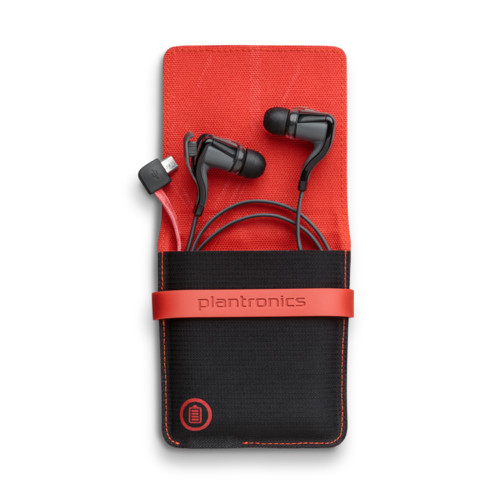 BACKBEAT GO 2 + Charge Case Black