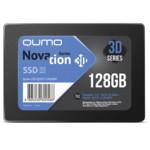 Внутренний жесткий диск Qumo SSD 128GB QM Novation