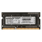 ОЗУ AMD 2GB Radeon™ DDR3 1600 SO DIMM R5 Entertainment Series Black