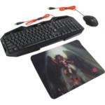 Клавиатура + мышь Defender Клавиатура + мышка +PAD MKP-013L
